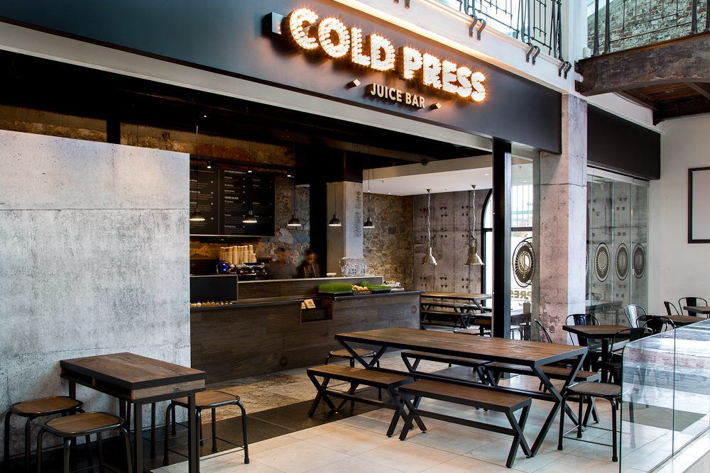 Cold Press Juice Bar
