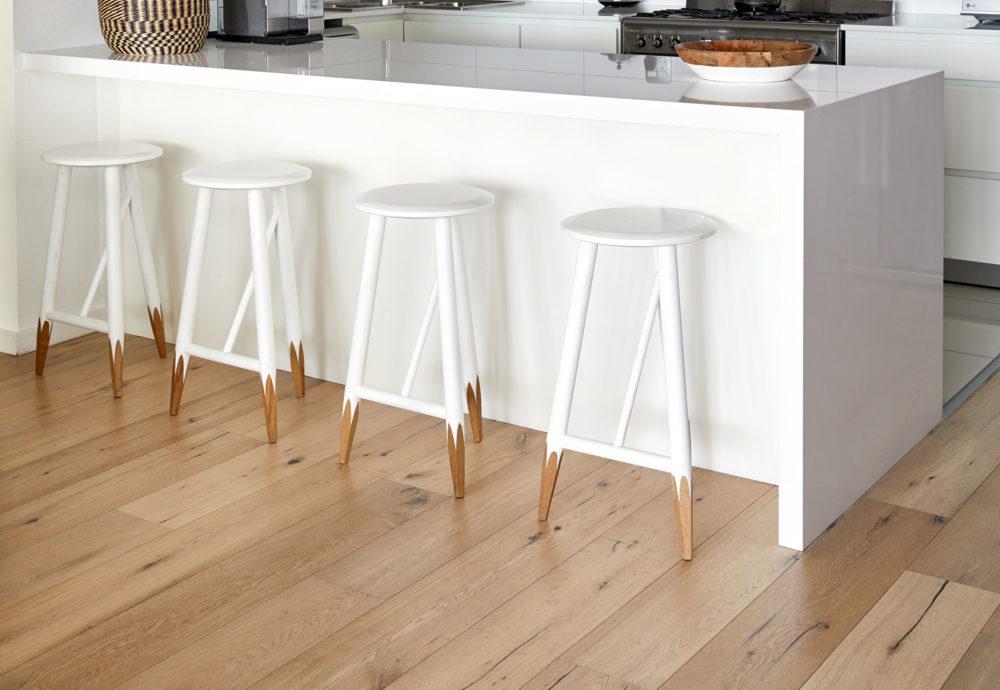 wooden oak floors