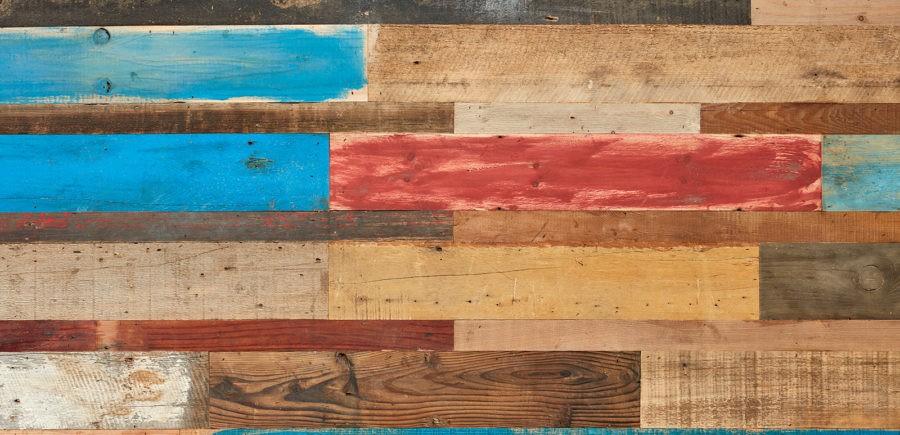 Dreamworks Reclaimed Pine Veneer Unfinished