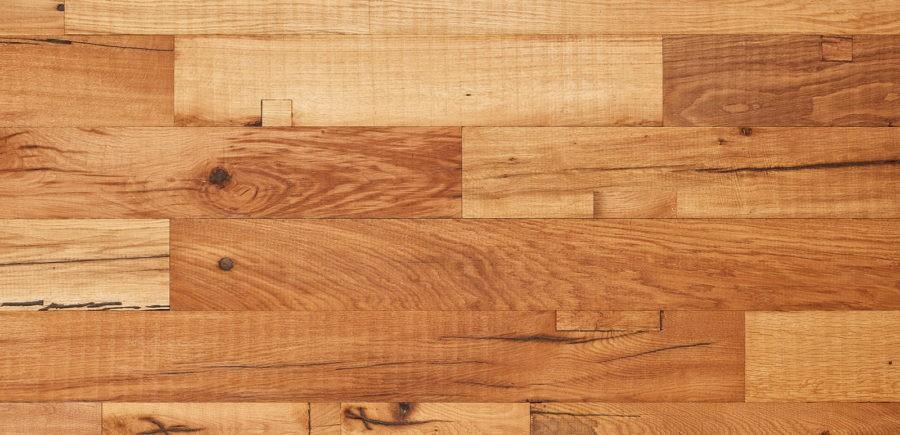 Colonial Reclaimed European Barn Oak Oiled